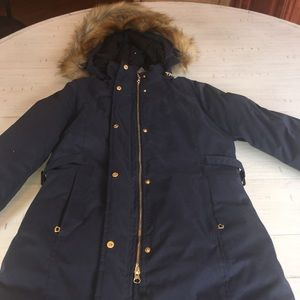 Women's Heavyweight Classic Parka Jacket